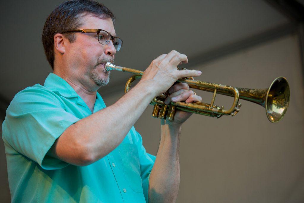 Jon Pemberton trumpet